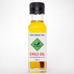 You Beaut - Chilli Oil - Mild Heat - Fair Dinkum Fare
