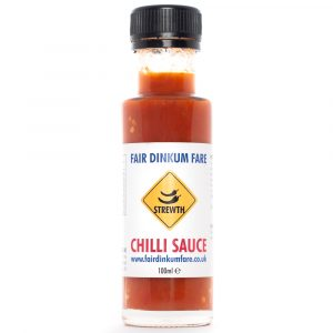 Strewth Chilli Sauce - Fair Dinkum Fare - Medium