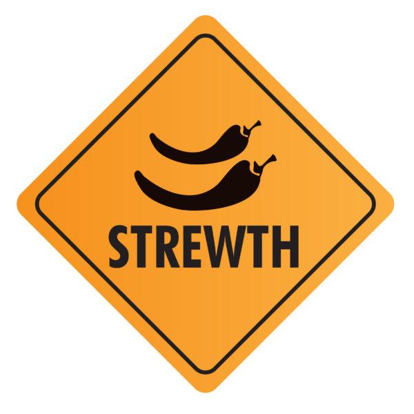 Strewth Logo - Fair Dinkum Fare