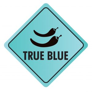 True Blue - Chilli Oil - Fair Dinkum Fare